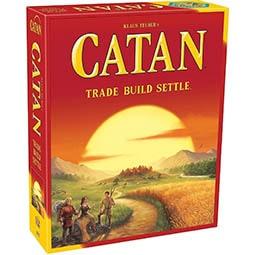 Catan 5th Ed Box Front