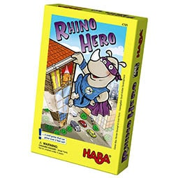 Rhino Hero Box Front