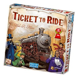 Ticket to Ride Box Front