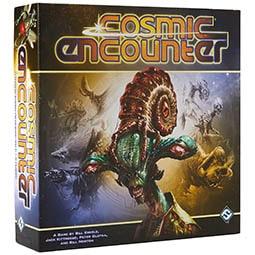 Cosmic Encounter Box Front