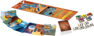Dixit Game Layout
