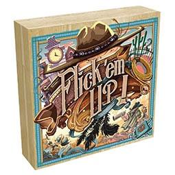 Flick'em Up Box Front