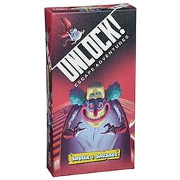 Unlock Squeek & Sausage Box