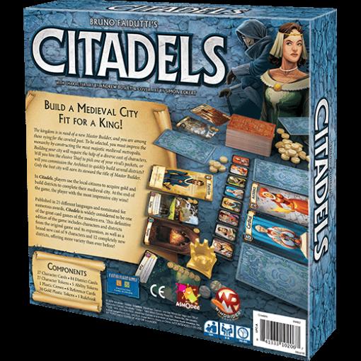 Citadels Back Official Image