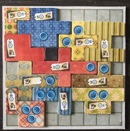 Patchwork Board Play