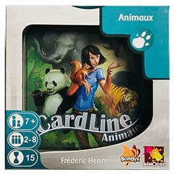Cardline Animaux Front