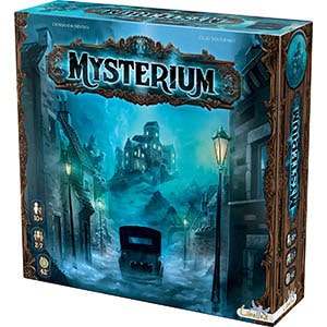 Mysterium Board Game Front