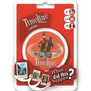 Timeline Canada English Front