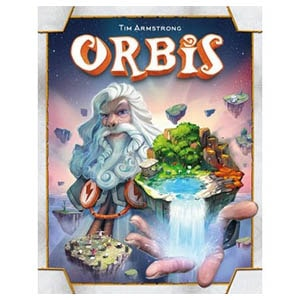Orbis Board Game Front Space Cowboys