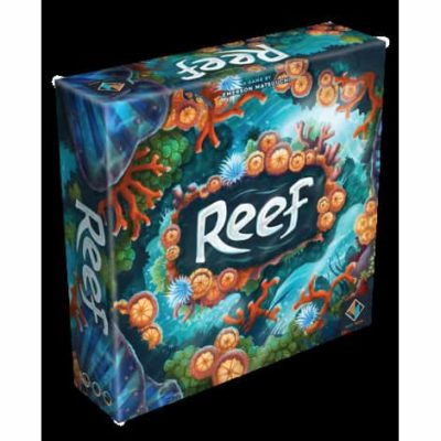 Reef Board Game Front Cover