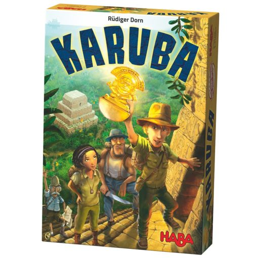 HABA Karuba Board Game Box Cover