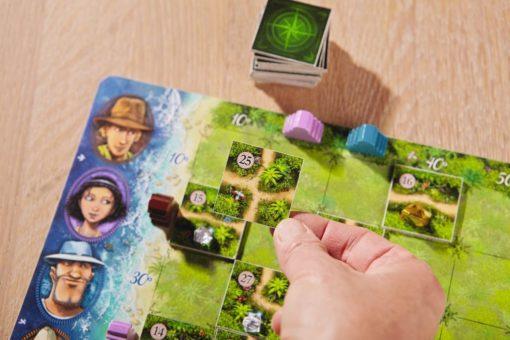 HABA Karuba Board Game Playthrough