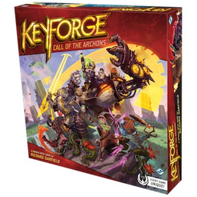 Keyforge Call of the Archons Starter Box Set