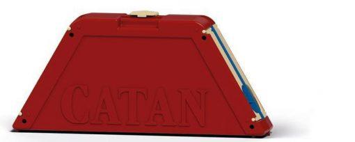 Catan Traveler Compact Edition Board Game Closed Case