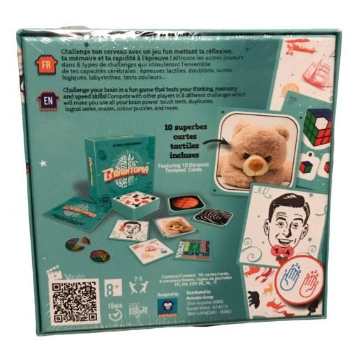 Braintopia ML Back Box