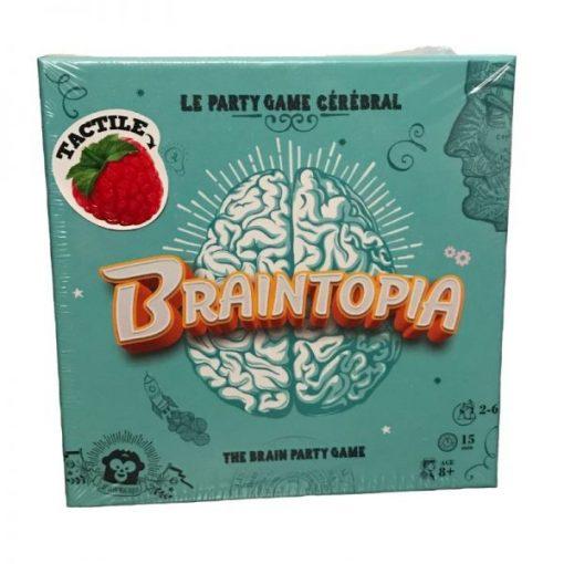 Braintopia Multilanguage Box Front